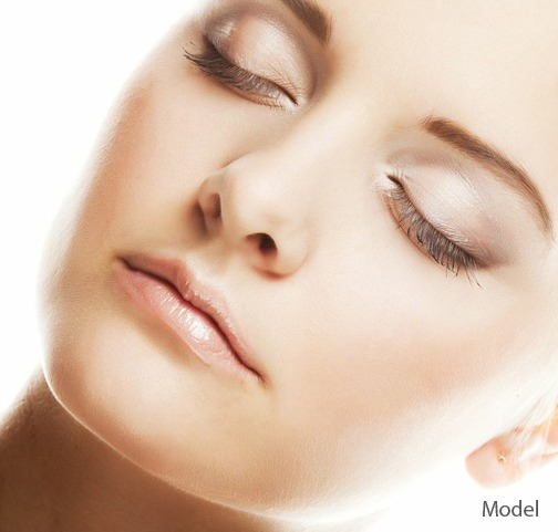 closed-eyes Reduce Under Eye Bags and Dark Circles with PRP Therapy Combined with Fillers | Northern Virginia